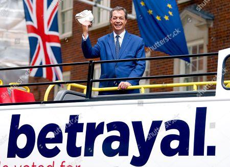 'Leave Means Leave' campaign, London