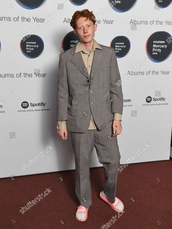 Editorial image of Mercury Prize Albums of the Year, Arrivals, London, UK - 20 Sep 2018
