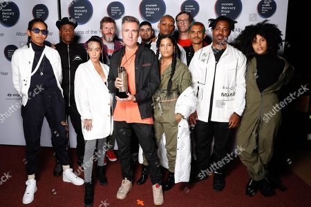 Editorial image of Mercury Prize Albums of the Year, London, UK - 20 Sep 2018