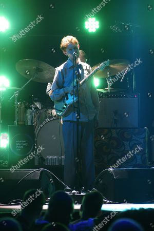 Stock Photo of King Krule