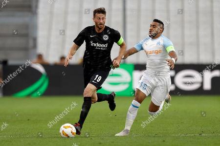 Marseille v Eintracht Frankfurt