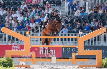 Editorial picture of FEI World Equestrian Games 2018, Mill Spring, USA - 20 Sep 2018