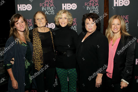 Editorial photo of Special New York Q&A for HBO Documentary Films' 'Jane Fonda In Five Acts', USA - 20 Sep 2018