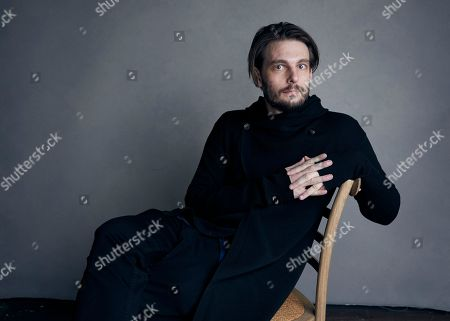 """Shows writer/director Sam Levinson posing for a portrait to promote the film """"Assassination Nation"""" at the Music Lodge during the Sundance Film Festival in Park City, Utah. Sam Levinson creates a Salem witch trial for the digital age in his new film which opens Friday"""