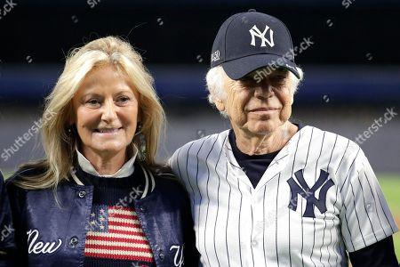 Editorial photo of Red Sox Yankees Baseball, New York, USA - 20 Sep 2018
