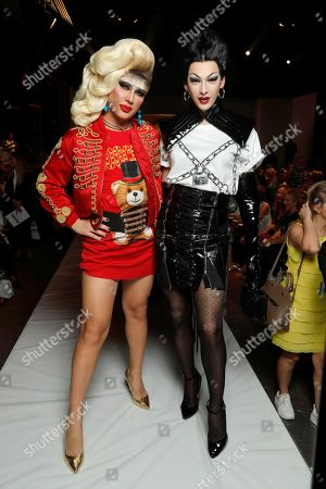 Jodie Harsh and Violet Chachki