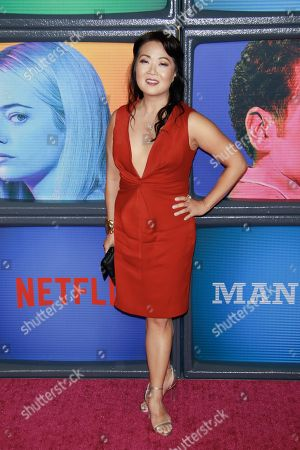 Stock Image of Kathleen Choe