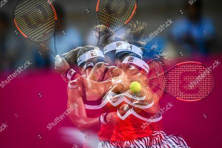 Guangzhou International Women's Open, Day 6