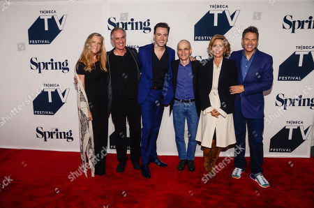 Executive Producer Lori Mccreary, Keith Carradine, Erich Bergen, Zeljko Ivanek, Tea Leoni and Tim Daly