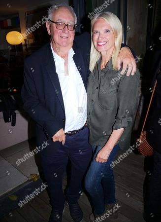 Editorial picture of Hilary Boyd's 'The Anniversary' Book Launch Party, London, UK - 20 Sep 2018