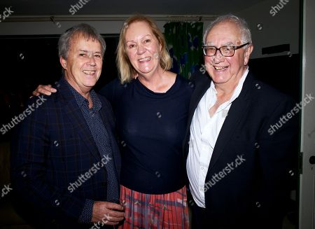 Tony Elliott, Hilary Boyd and Don Boyd