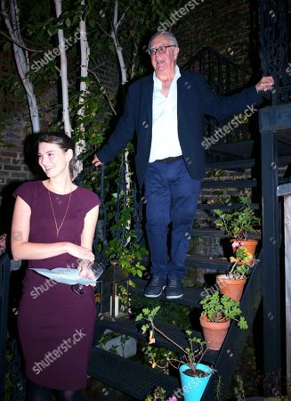 Editorial photo of Hilary Boyd's 'The Anniversary' Book Launch Party, London, UK - 20 Sep 2018
