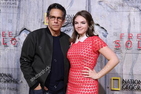 'Free Solo' film premiere, New York