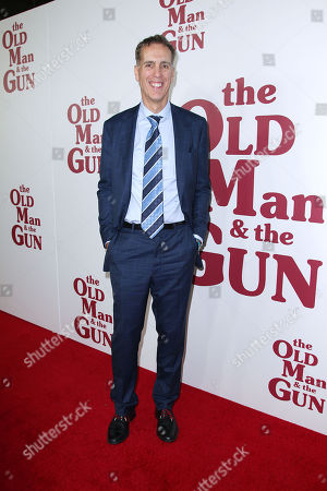 Editorial picture of 'The Old Man & the Gun' film premiere, New York, USA - 20 Sep 2018