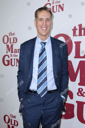 Editorial image of 'The Old Man & the Gun' film premiere, New York, USA - 20 Sep 2018