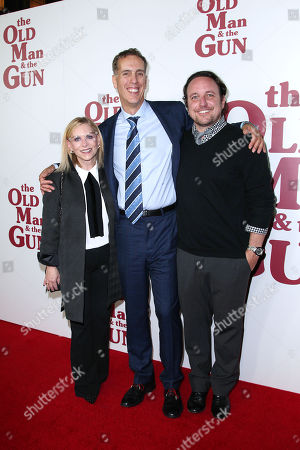 Editorial photo of 'The Old Man & the Gun' film premiere, New York, USA - 20 Sep 2018