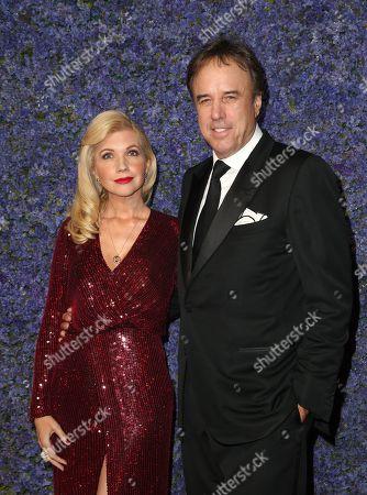 Kevin Nealon, Susan Yeagley
