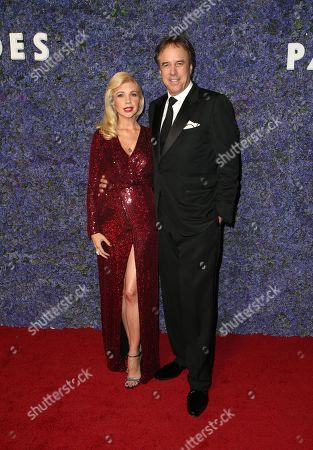 Stock Image of Kevin Nealon, Susan Yeagley