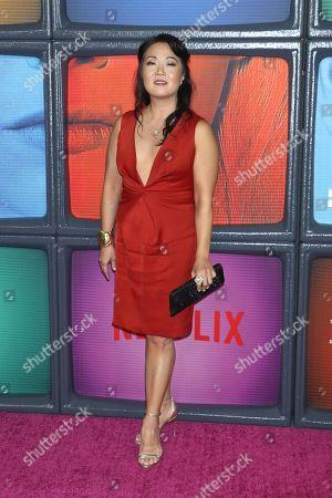 Editorial photo of 'Maniac' TV show premiere, Arrivals, New York, USA - 20 Sep 2018