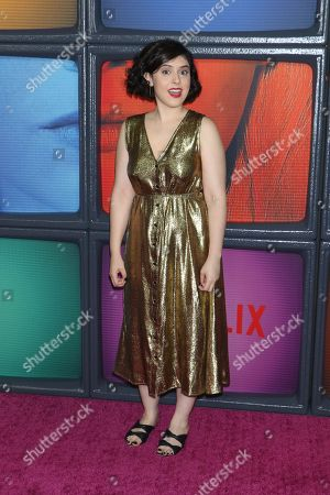 Editorial picture of 'Maniac' TV show premiere, Arrivals, New York, USA - 20 Sep 2018