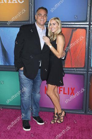 Michael Sugar, Producer and Lauren Wall Sugar