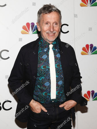 Simon Doonan attends the NBC 2018-2019 season casts party at The Four Seasons Restaurant, in New York
