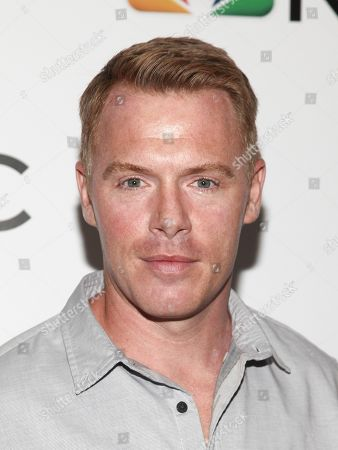 Stock Picture of Diego Klattenhoff attends the NBC 2018-2019 season casts party at The Four Seasons Restaurant, in New York