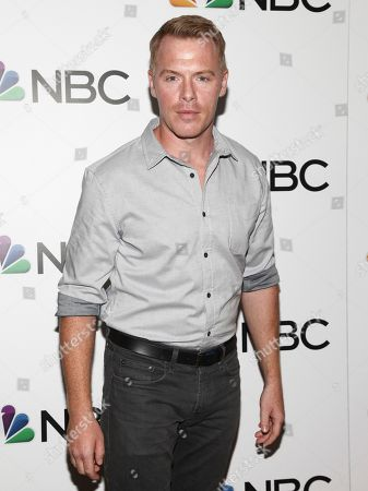 Diego Klattenhoff attends the NBC 2018-2019 season casts party at The Four Seasons Restaurant, in New York