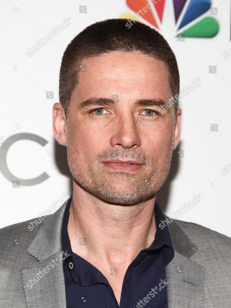 Warren Christie attends the NBC 2018-2019 season casts party at The Four Seasons Restaurant, in New York
