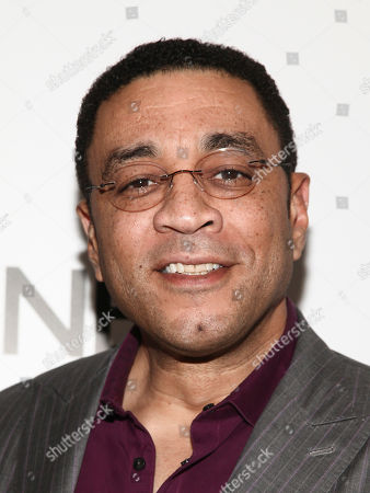Harry Lennix attends the NBC 2018-2019 season casts party at The Four Seasons Restaurant, in New York