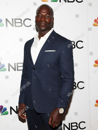 Hisham Tawfiq attends the NBC 2018-2019 season casts party at The Four Seasons Restaurant, in New York