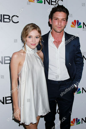 Editorial picture of NBC and The Cinema Society Host a Party for The Cast of NBC's 2018-2019 Season, New York, USA - 20 Sep 2018