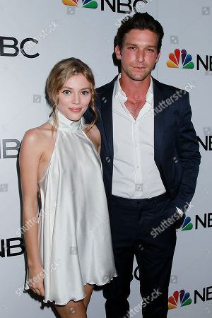 Editorial photo of NBC and The Cinema Society Host a Party for The Cast of NBC's 2018-2019 Season, New York, USA - 20 Sep 2018
