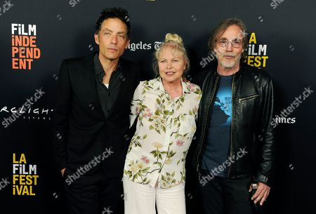 Jakob Dylan, Michelle Phillips, Jackson Browne