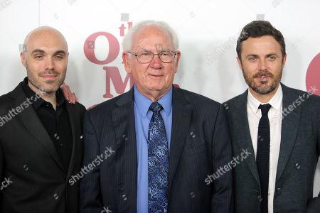 Casey Affleck, John Hunt, David Lowery