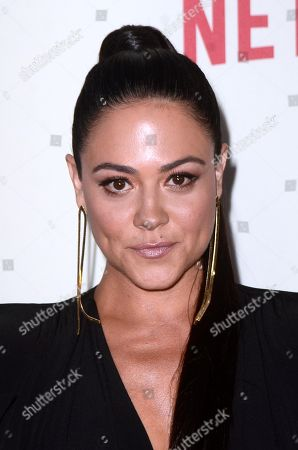 Stock Picture of Camille Guaty