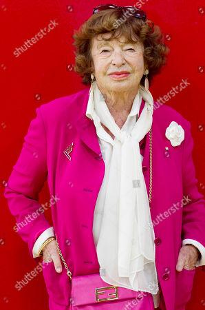 Obituary - Publisher Inge Feltrinelli dies, age 87