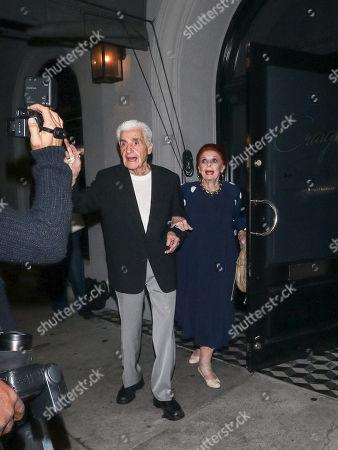 Carole Cook and Tom Troupe