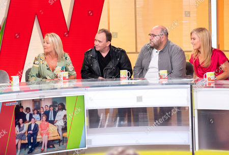 Alison Bettles, Todd Carty, Erkan Mustafa and Linda Magistris