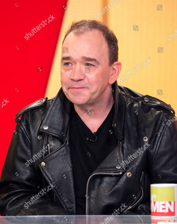 Stock Photo of Todd Carty