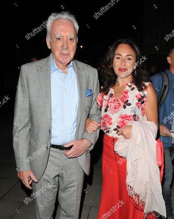 guest and Samantha Spiro