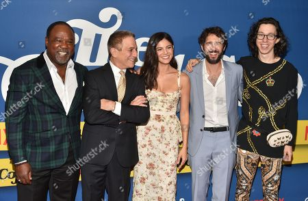 Editorial image of 'The Good Cop' film premiere, Arrivals, New York, USA - 21 Sep 2018