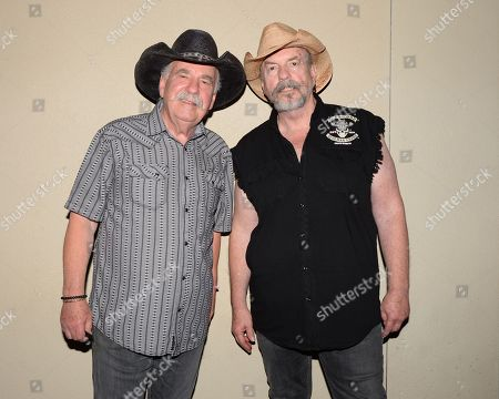 The Bellamy Brothers perform at Renegades, Palm Beach