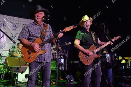 Editorial image of The Bellamy Brothers perform at Renegades, Palm Beach, Florida, USA - 20 Sep 2018
