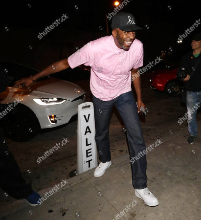 Editorial photo of Celebrities at Craig's restaurant, Los Angeles, USA - 21 Sep 2018