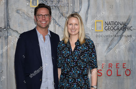 James Murdoch, Kathryn Hufschmid