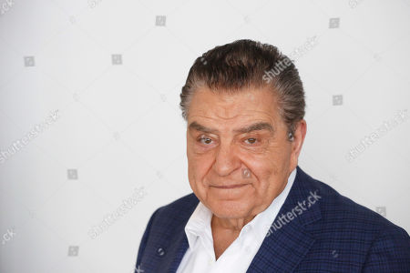 "Mario Kreutzberger, also known as Don Francisco, appears for an interview, in the Brickell neighborhood of Miami. Kreutzberger is a well-known television personality with a TV show called ""Don Francisco Te Invita"