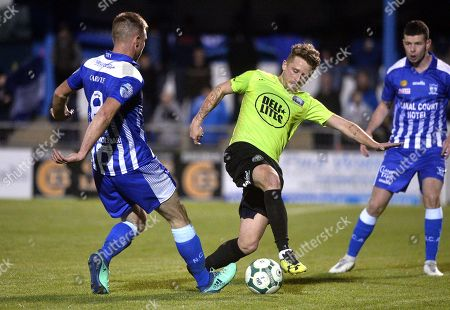 Editorial picture of Danske Bank Premiership, Newry Showgrounds, Newry  - 21 Sep 2018