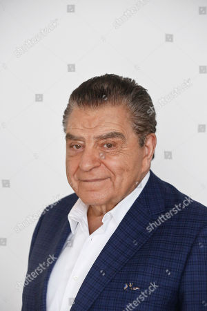 "Mario Kreutzberger, also known as Don Francisco poses for a portrait in his office, in the Brickell neighborhood of Miami. Kreutzberger is a well-known television personality for the show ""Don Francisco Te Invita"