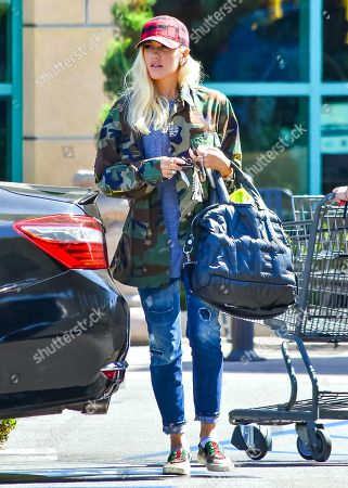 Gwen Stefani out and about, Los Angeles